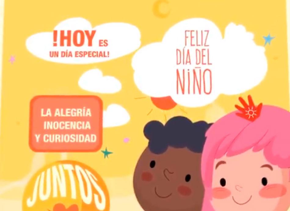 Proyecto de Bienestar: ¡Celebremos a nuestros niños!